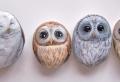 Piedras pintadas – decoración creativa y original