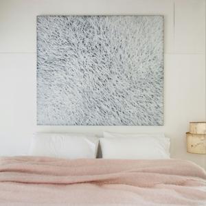 Cuadros para dormitorios - más de 100 propuestas espectaculares