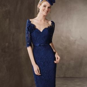 Vestidos de madrina - escoge el corte y el color perfecto