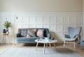 Salones minimalistas de encanto – simplicidad y pureza que inspiran