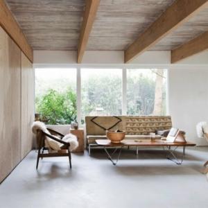 Salones minimalistas de encanto - simplicidad y pureza que inspiran