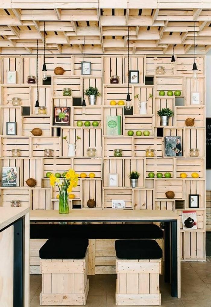 1001 ideas sobre decoraci n con cajas de fruta decoradas for Bancos y cajas con clausula suelo