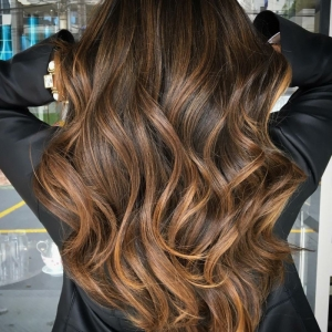 Mechas californianas y mechas balayage - 90 ideas fabulosas en diferentes colores