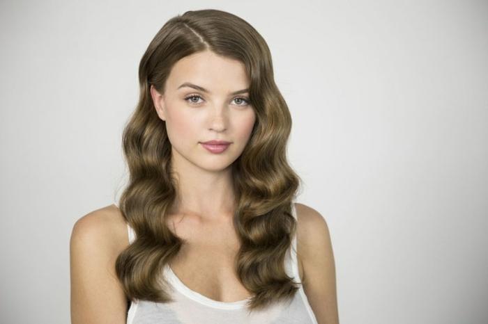 ondas surferas o bien definidas, variantes modernos para ondular tu pelo con plancha, peinados modernos 2018