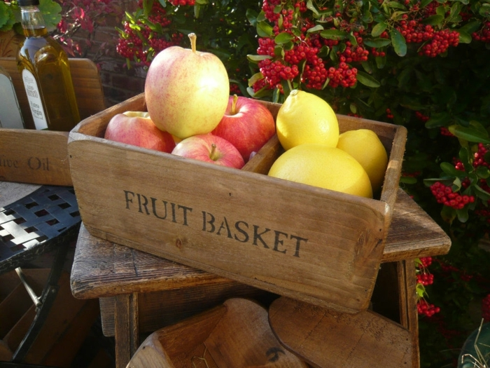 1001 ideas sobre decoraci n con cajas de fruta decoradas for Casa online muebles para el hogar