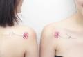 Tatuajes para hermanas – fantásticas ideas de diseño
