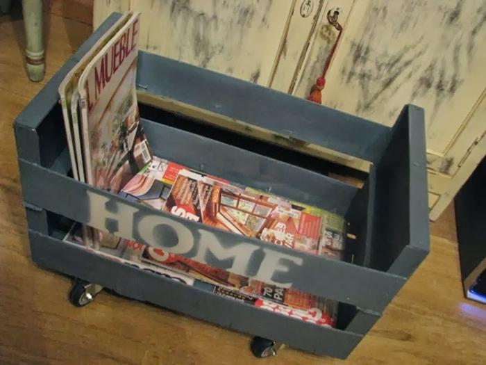 1001 ideas sobre decoraci n con cajas de fruta decoradas - Decoracion cajas de fruta ...
