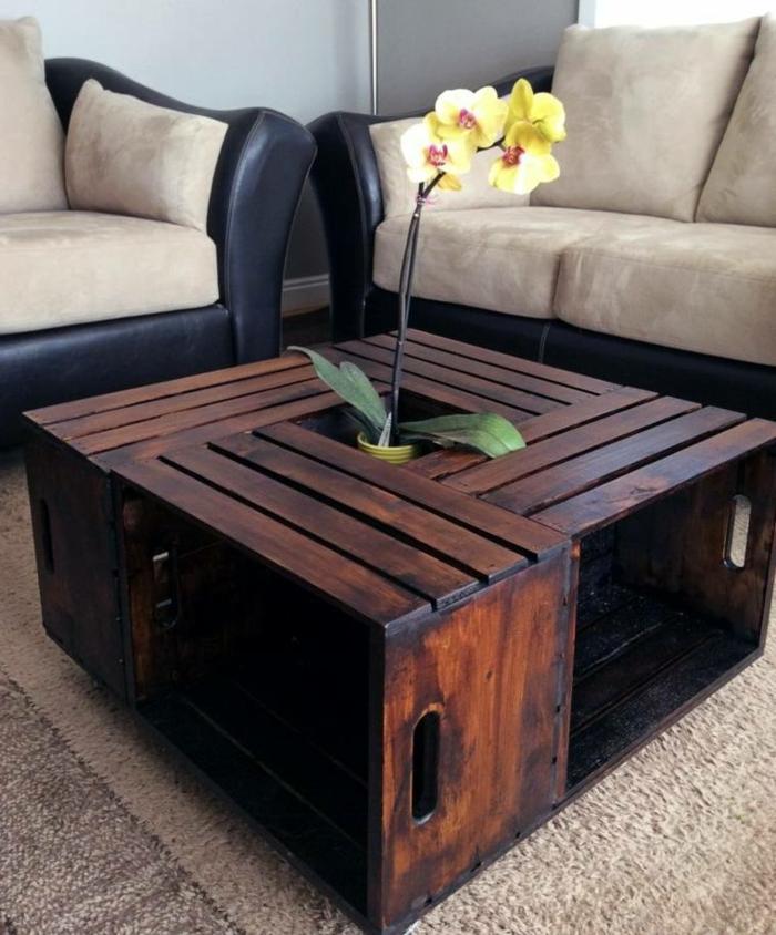 1001 ideas sobre decoraci n con cajas de fruta decoradas for Decoracion de cajas