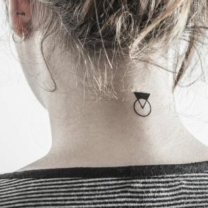 Tatuajes minimalistas - ideas elegantes y originales