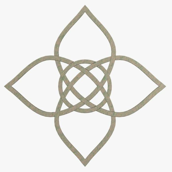 simbolo celta que significa union, diseño de tatuajes, tatuajes de familia, simbolos con significado