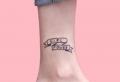 Tatuajes minimalistas – ideas elegantes y originales