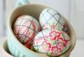 ¿Cómo decorar huevos de Pascua? – preciosas ideas y técnicas originales