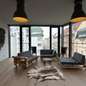 Ideas de sofás y sillones con palets que ¡cambiarán tu casa!