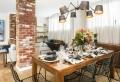 Ingeniosas propuestas sobre cómo decorar un salón comedor