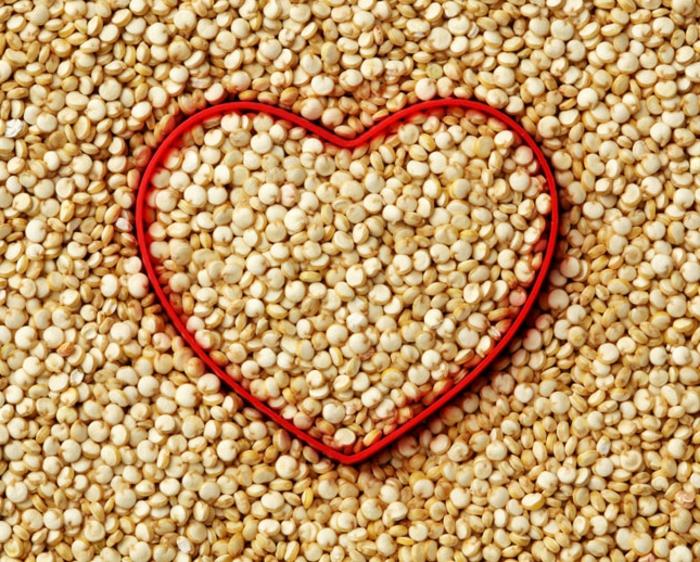 1001 ideas de sabrosas y f ciles recetas con quinoa for Como se cocina la quinoa para ensalada