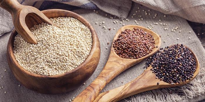 recetas con quinoa faciles de hacer, cualidades nutritivas del quinoa, quinoa blanca, roja y negra