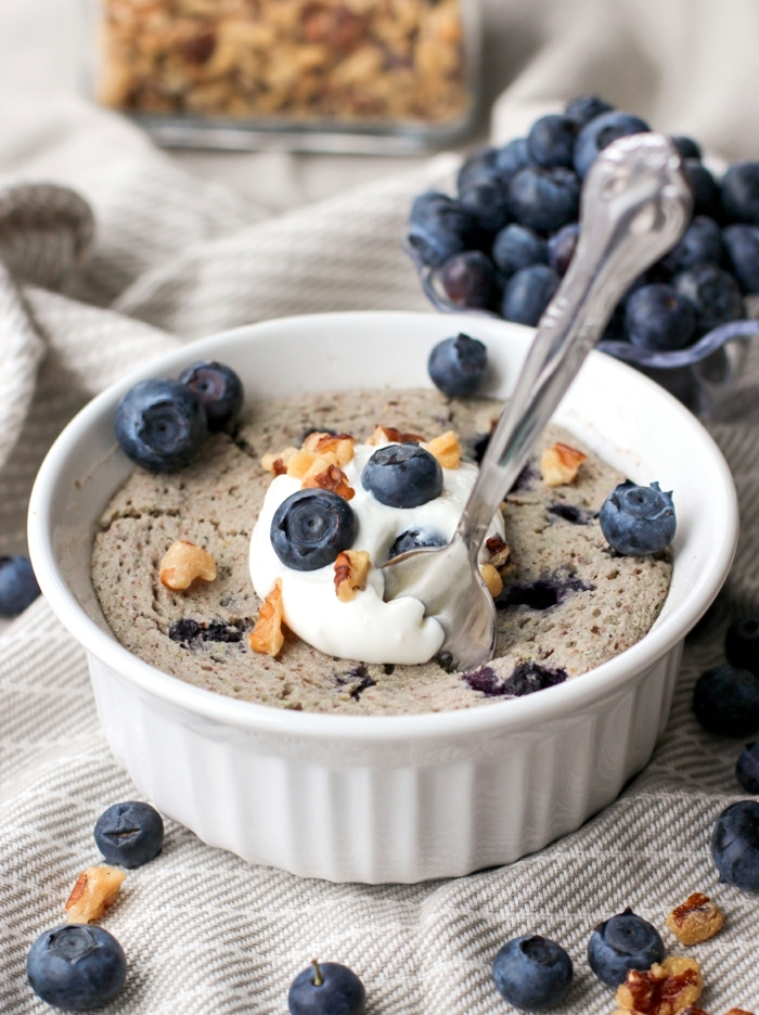 muffin con arrándanos vegano paso a paso, propuestas alucinantes de recetas faciles y sanas veganas