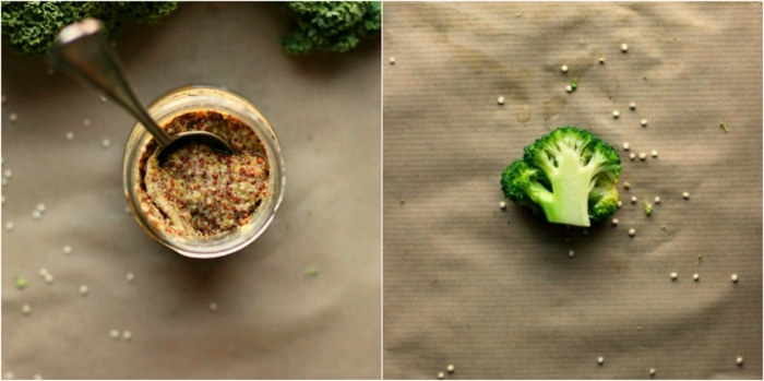 recetas originales con brocoli y quinoa, como se prepara la quinoa de manera rica y saludable