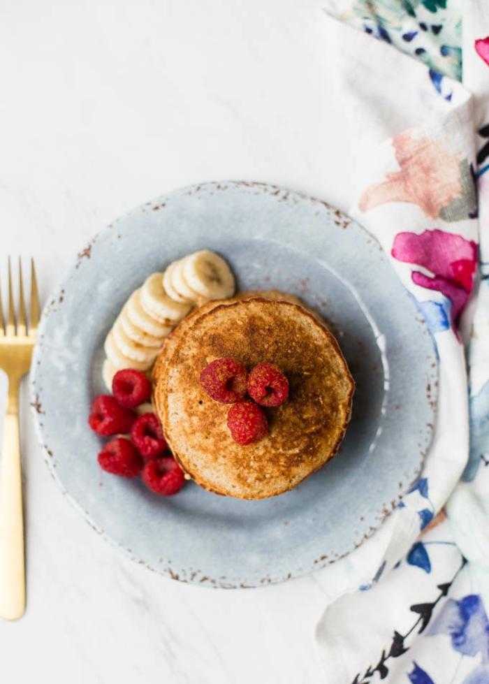 crepes faciles de hacer con ingredientes saludables, recetas bajas en calorias con harina integral