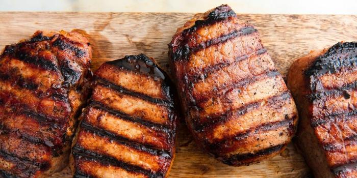 chuletas de cerdo de encanto en 15 minutos, recetas faciles y rapidas para hacer en unos minutos