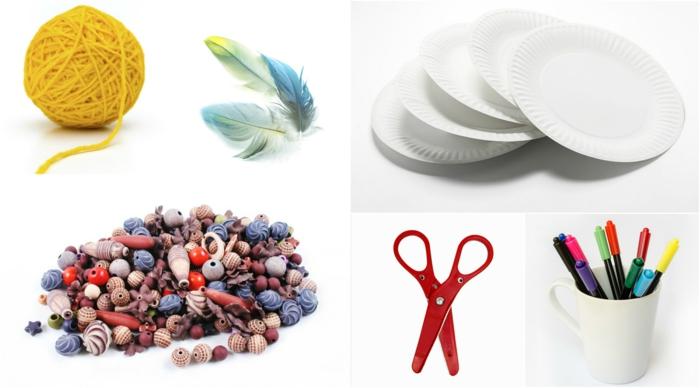 materiales necesarios para hacer un atrapasueños casero, cómo hacer un atrapasueños paso a paso con lo que tienes a la mano