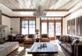 70 diseños de salones rústicos modernos que simplemente enamoran