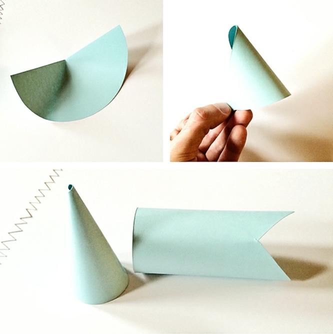 manualidades originales con materiales reciclados, pasos para hacer un tiburón de tubos de cartón