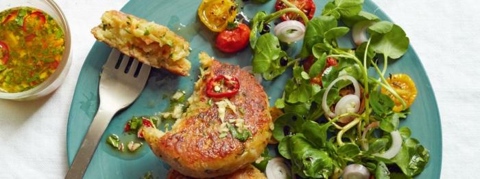 como conseguir una dieta balanceada con comida rica, albóndigas vegetales, recetas faciles y economicas