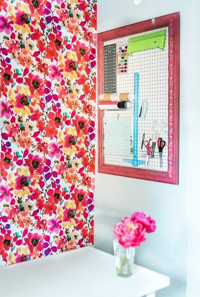 1001 ideas sobre c mo decorar con papel pintado - Como decorar con papel pintado ...