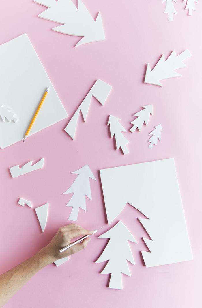 1001 ideas sobre manualidades con goma eva - Decoracion navidad goma eva ...
