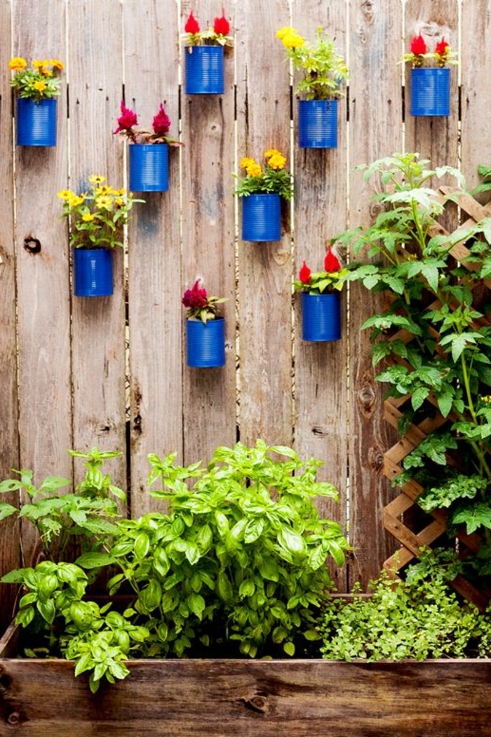 1001 ideas encantadores de dise o de patios decorados - Ideas para patios y jardines ...