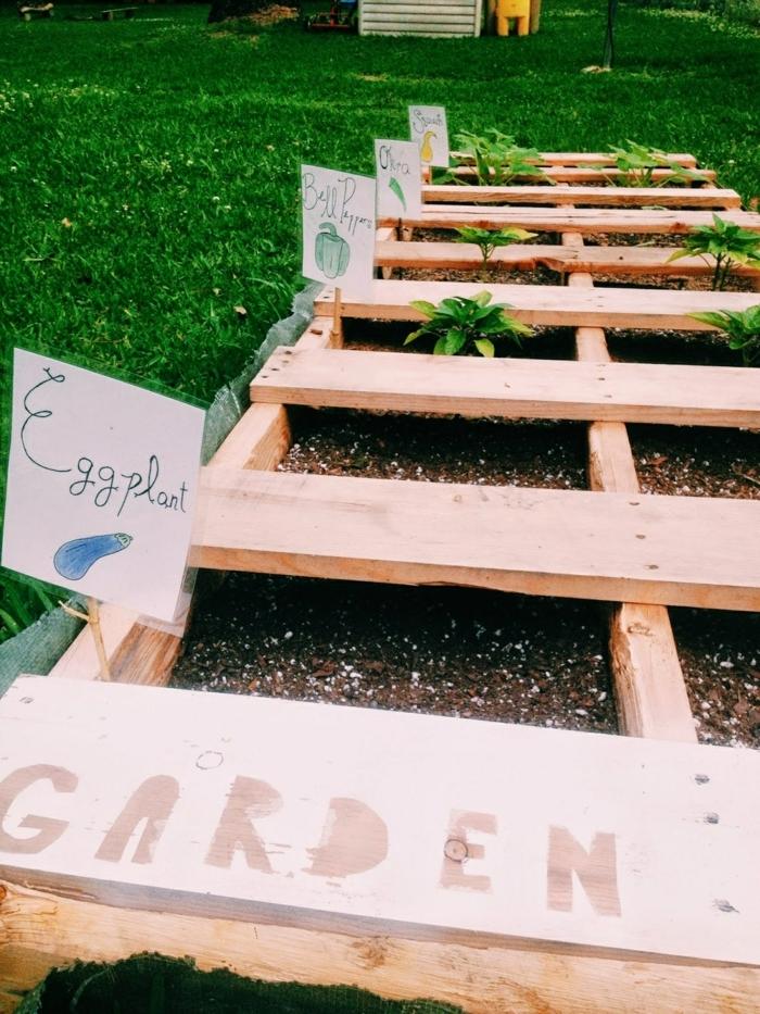 como hacer maceteros de madera paso a paso, ideas encantadoras para tu jardín, proyectos DIY para hacer en familia
