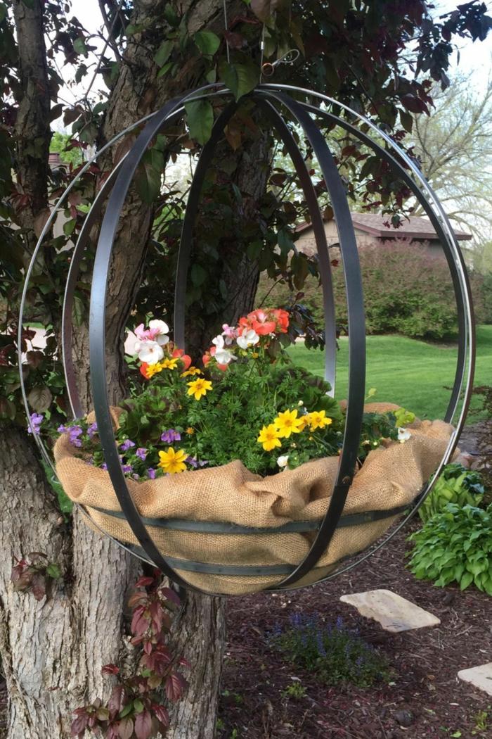 decoracion de jardines de encanto, ingeniosas ideas sobre decoración de espacios exteriores