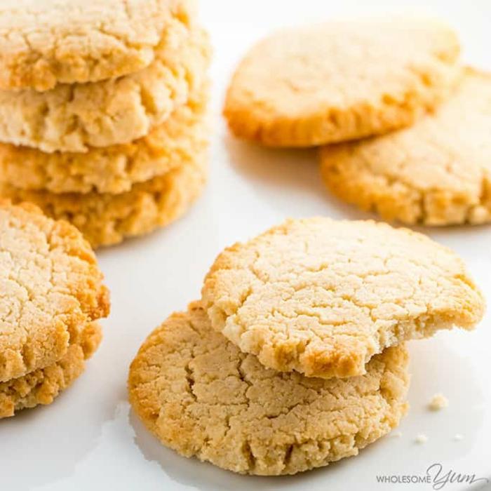 galletas crujientes con vainilla, dulces caseros y postres sencillos para hacer en casa, fotos de postres originales y ricos