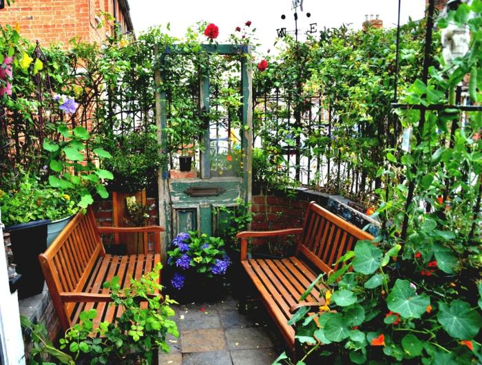 jardines bonitos decorados de maravilla, cómo convertir tu jardín en un rincón de relax