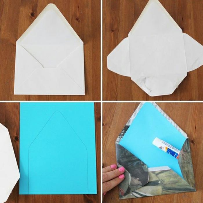 manualidades con material reciclado manualidades para niños y adultos, sobres de papel reciclada