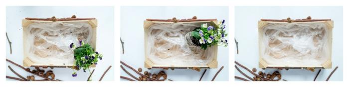 preciosas ideas DIY para decorar el jardín, manualidades faciles y rapidas con madera reciclada