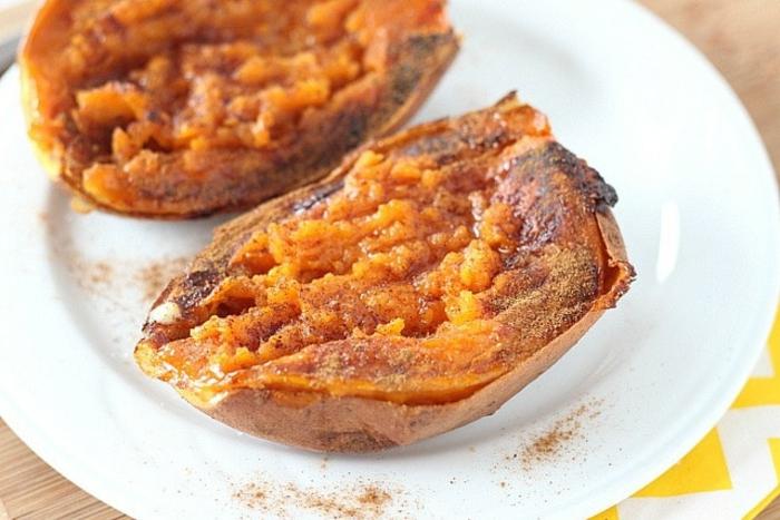 como preparar batatas cocidas paso a paso, cenas rapidas y saludables para disfrutar en familia