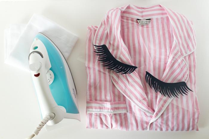 como decorar una pijama para regalar, qué regalarle a tu mejor amiga ideas originales y fáciles