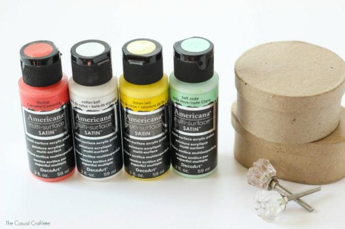 materiales necesarios para elaborar una cajita de cartón decorativa, qué regalarle a tu mejor amiga