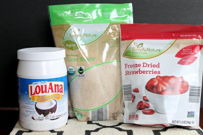 productos naturales necesarios para hacer un exfoliante para la piel, ideas que regalarle a tu mejor amiga
