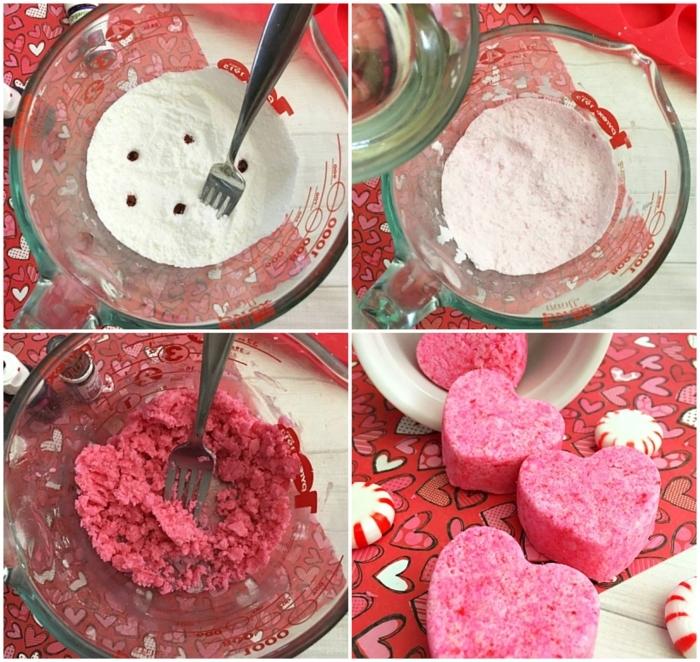 como hacer un jabón casero en forma de corazón paso a paso, ideas de regalos originales para amigas