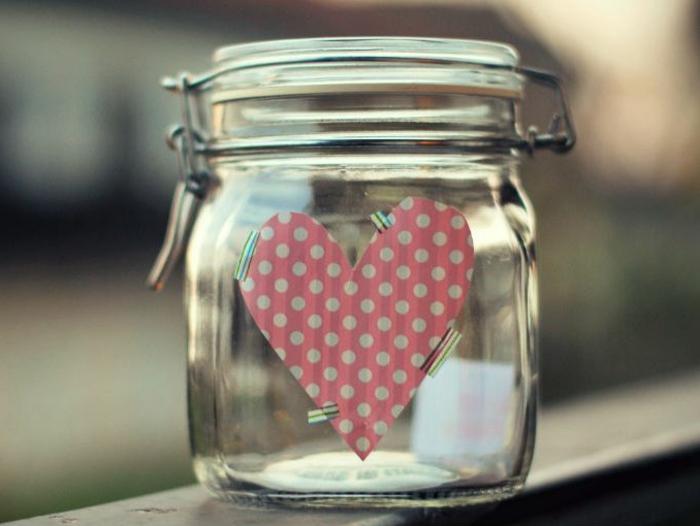 ideas de regalos DIY con tarros, bonitas ideas de sorpresas de cumpleaños para amigas