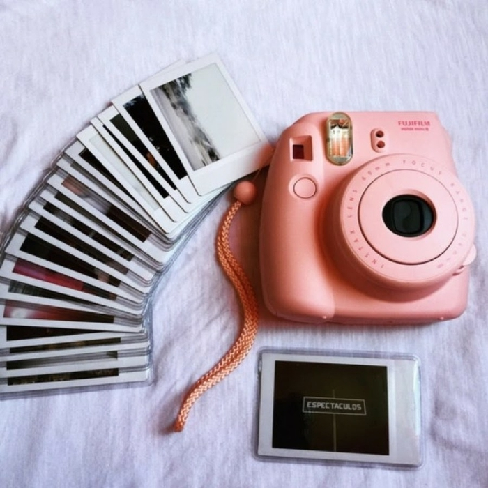 camara para fotos instantanea, ideas de originales regalos y sorpresas de cumpleaños para amigas