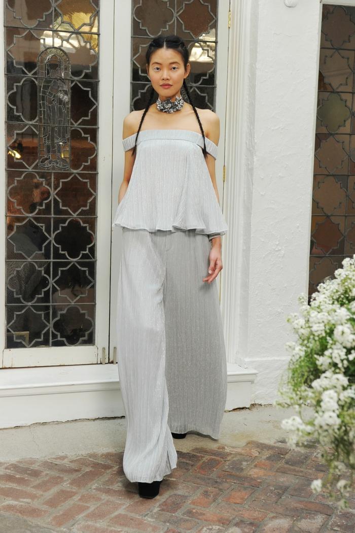 propuesta extravagante para una boda en estilo bohemio, vestidos ibicencos baratos en gris
