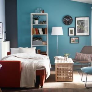 ¿Cómo pintar un dormitorio? ¡Aquí tenéis más de 100 ideas en fotos!