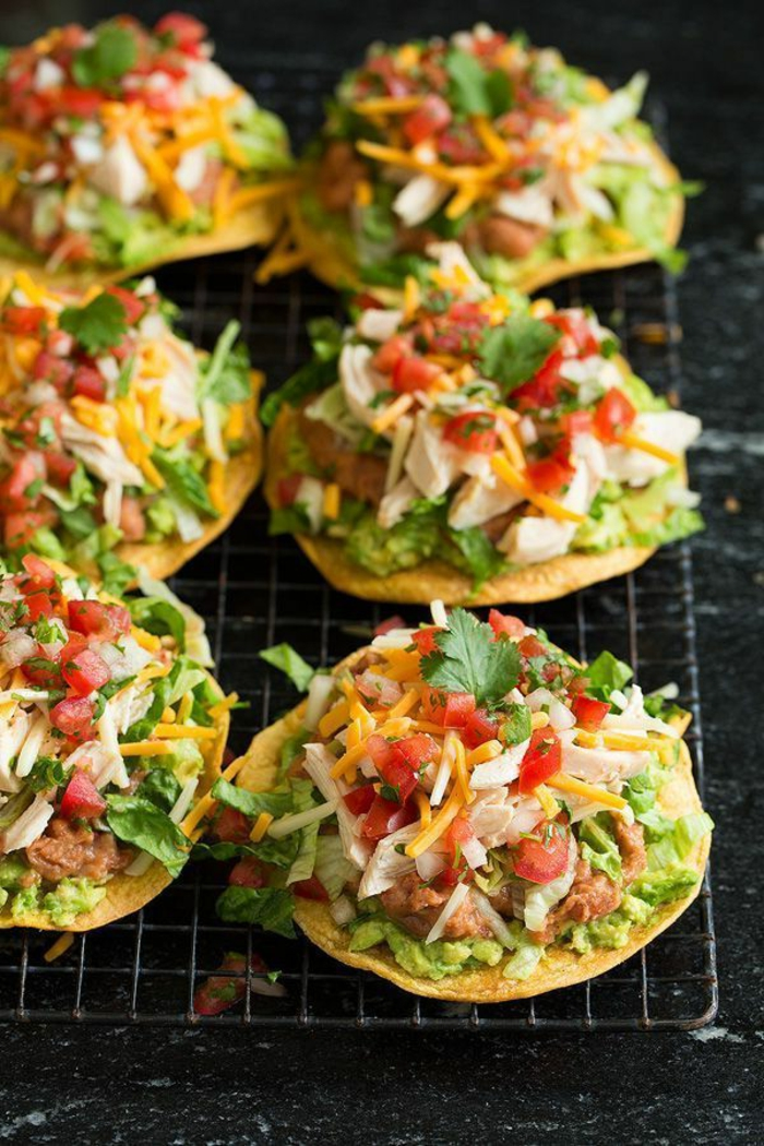 tortillas saludables y nutritivas con muchas verduras, ideas de comidas saludables para el verano