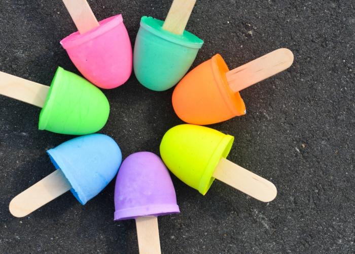 proyectos DIY coloridos y divertidos para el verano, manualidades faciles y rapidas paso a paso