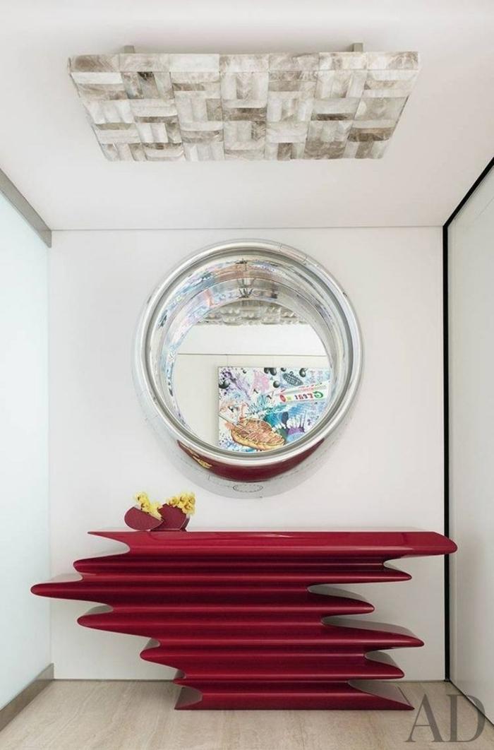 decoracion moderna recibidores pequeños, diseño alucinante en estilo minimalista, ideas decoracion casa