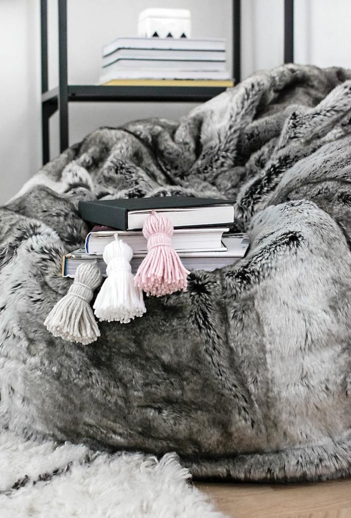 preciosos separadores de libros de hilos en colores, ideas DIY de encanto con tutoriales paso a paso